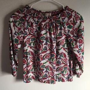 Girls long sleeve shirt from Peek